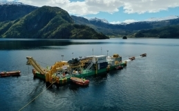 Linking the UK and Norway Via the World's Longest Subsea Power Cable
