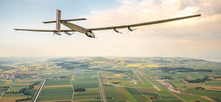 Solar Impulse – Engineering Innovation