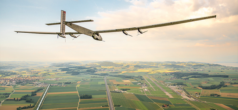 Solar Impulse – Engineering Innovation